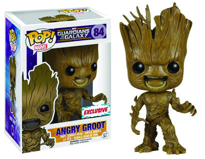 POP! Marvel 84 Angry Groot