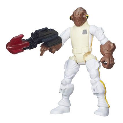 Admiral Ackbar Star Wars Mashers Figure