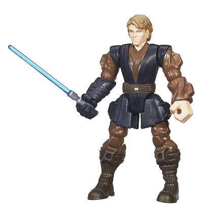Anakin Skywalker Star Wars Mashers Figure by Hasbro