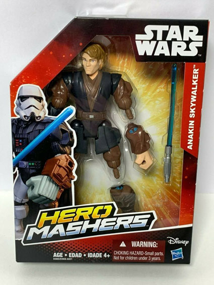 Anakin Skywalker Star Wars Mashers Box