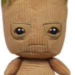 9 Adorable Baby Groot Teddy Plush Toys
