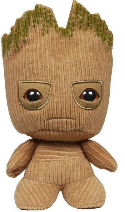 Baby Groot Teddy Plush Toy