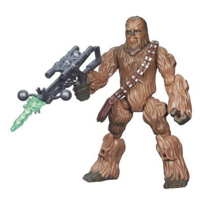 Chewbacca Hero Mashers Action Figure by Hasbro