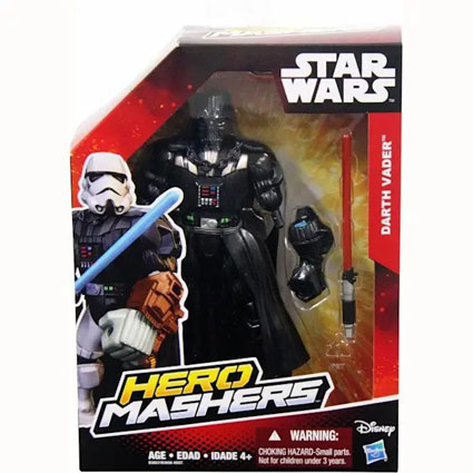 Darth Vader Hero Mashers Box