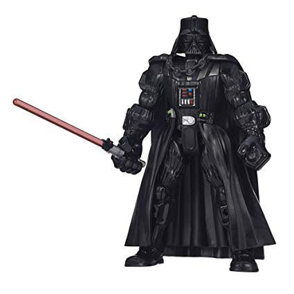 Darth Vader Hero Mashers Figure
