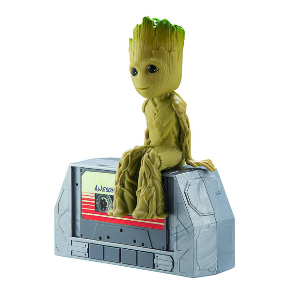 Dancing Groot Speaker featuring Baby Groot From Guardians of the Galaxy Vol 2