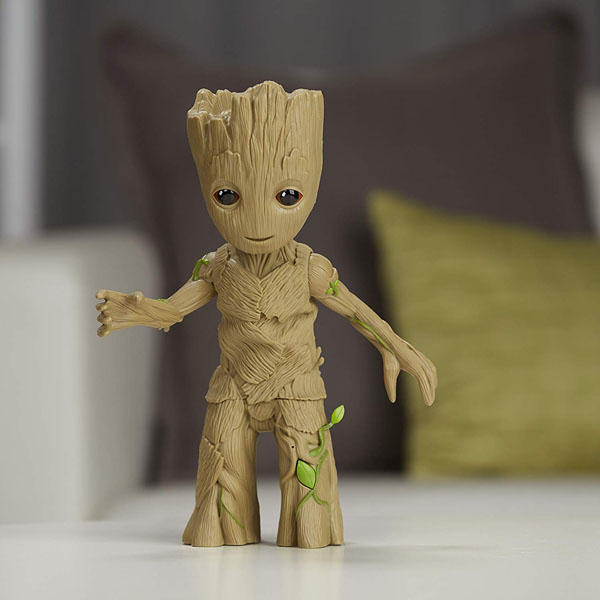 Guardians of the Galaxy Dancing Groot Toy by Hasbro