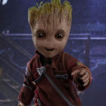 Hot Toys Baby Groot from Guardians of the Galaxy Vol.2