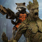 Hot Toys Groot and Rocket