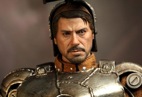 Tony Stark as Iron Man Mark 1