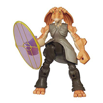 Jar Jar Binks Hero Mashers Figure