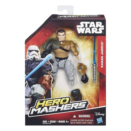 Kanan Jarrus Star Wars Mashers Box