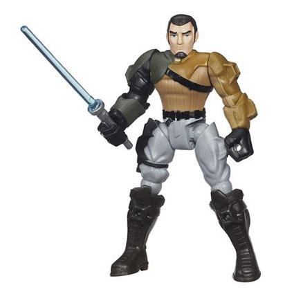 Kanan Jarrus Star Wars Hero Mashers Figure