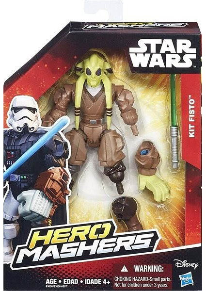 Kit Fisto Hero Mashers Box