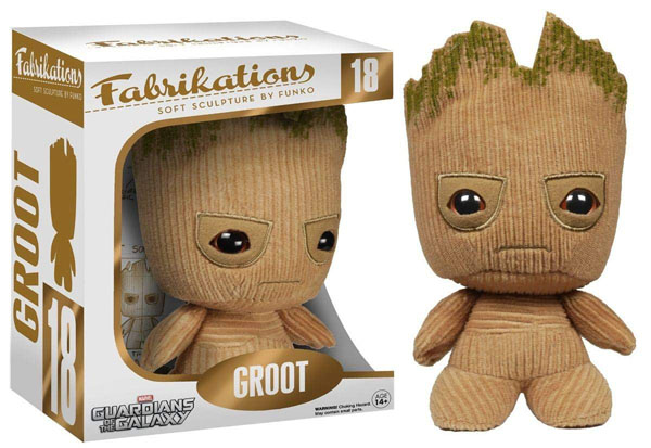 Soft Toy Baby Groot Teddy Plush Toy