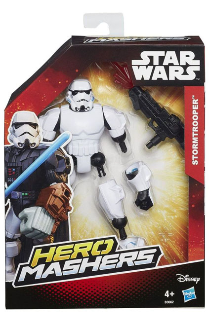 Stormtrooper Hero Mashers Box