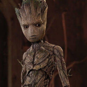 Hot Toys Teenage Groot Infinity War