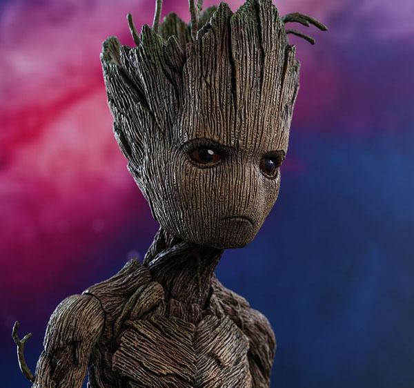 Hot Toys Groot from Avengers: Infinity War
