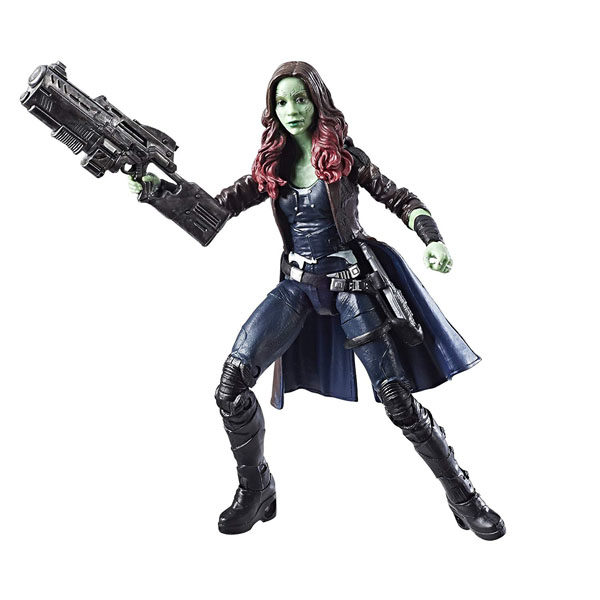 Gamora Daughters of Thanos : Marvel Guardians of the Galaxy Legends Series