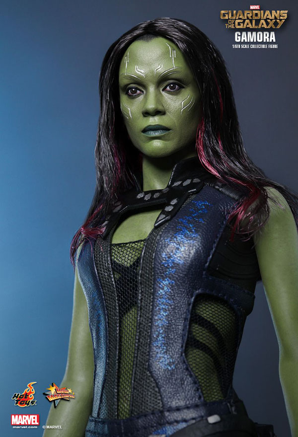 Gamora Guardians of the Galaxy Hot Toys 1/6 Scale Figure