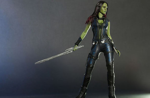 Hot Toys Gamora Guardians of the Galaxy Figure
