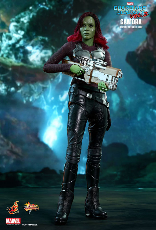 The Deadliest Woman in The Galaxy - Gamora Hot Toys