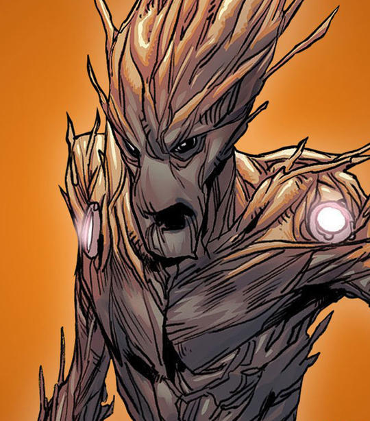 Groot in Marvel Comics