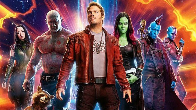 Who are the Guardians of the Galaxy Characters