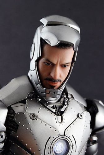 Iron Man Mark II Hot Toys Figure