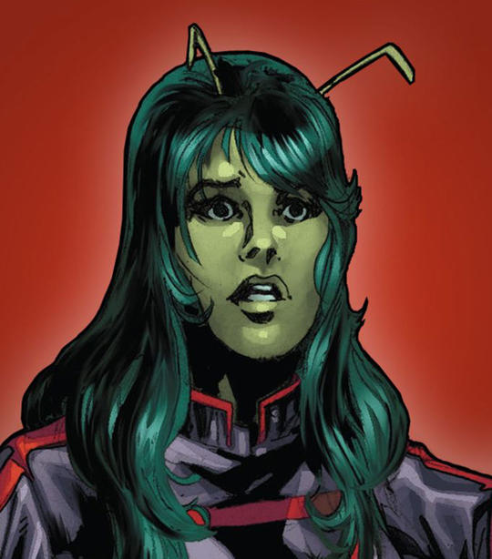 Mantis in Marvel Comics