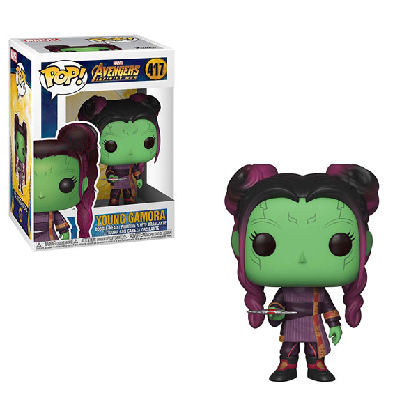 Young Gamora Infinity War Marvel Funko POP!