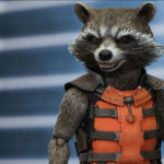 Hot Toys Rocket Racoon from Guardians of the Galaxy