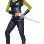 Rubies Gamora Adult Cosplay Costume