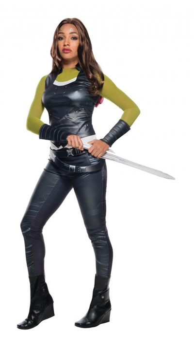 Rubies Gamora Adult Costume for Halloween Cosplay