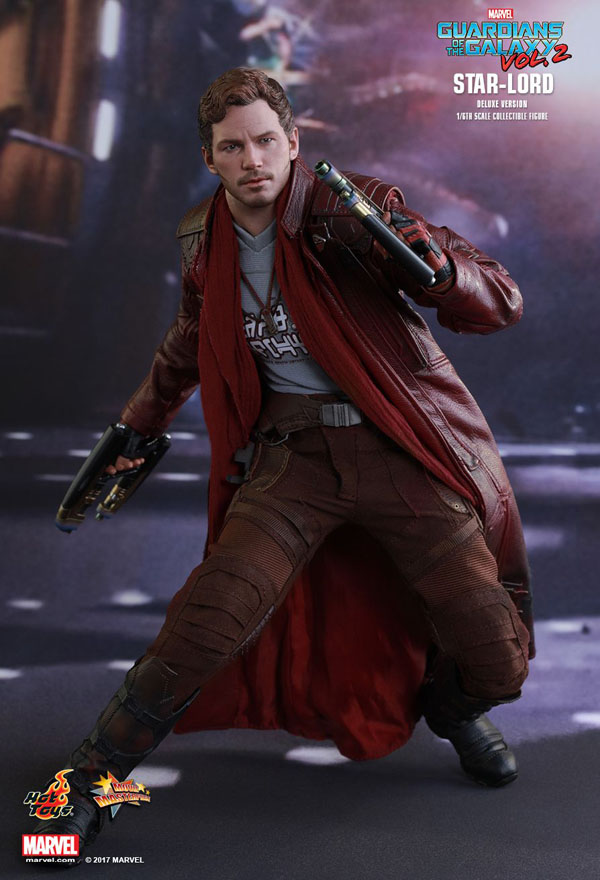 Hot Toys Star-Lord (Deluxe Version)