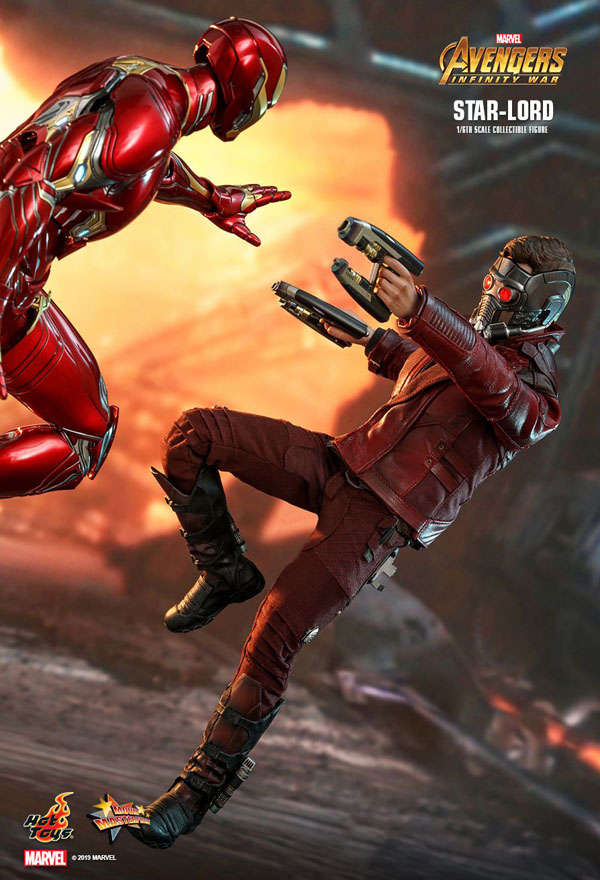 1/6th scale Star-Lord Collectible Figure