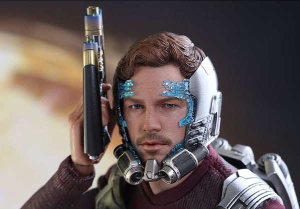Hot Toys 1/6th Scale Star Lord