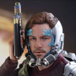 Hot Toys 1/6th Scale Star Lord from Guardians of the Galaxy Vol. 2