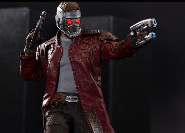 Star-Lord Collectible Figure by Hot Toys