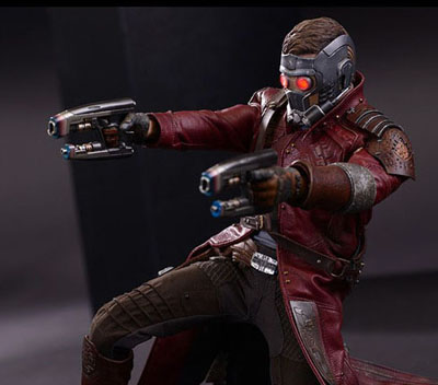 Star Lord Hot Toys From Guardians of the Galaxy Vol 1