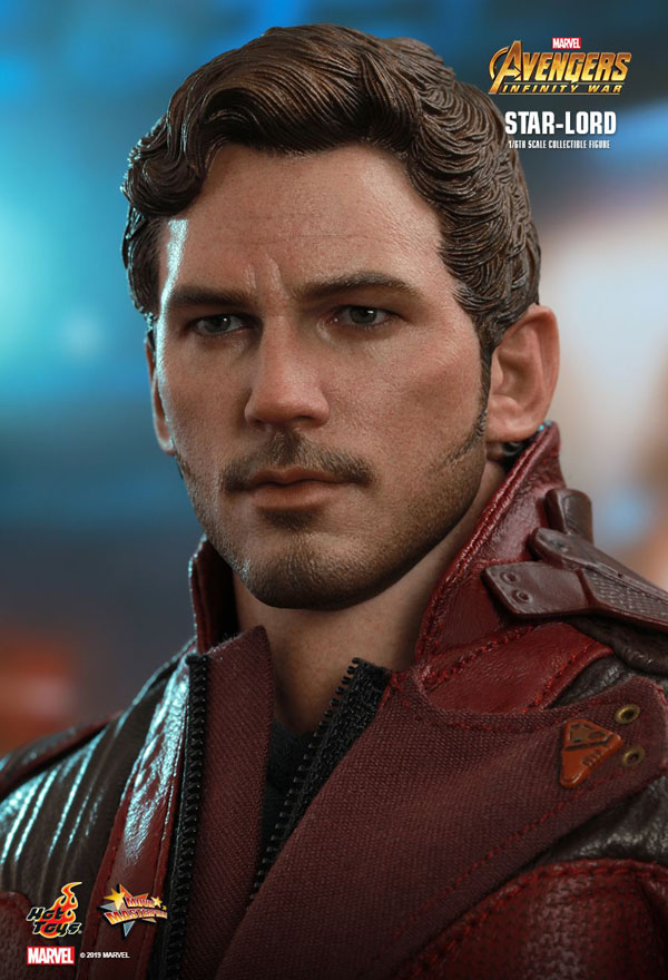 Avengers Infinity Wat Hot Toys Star Lord