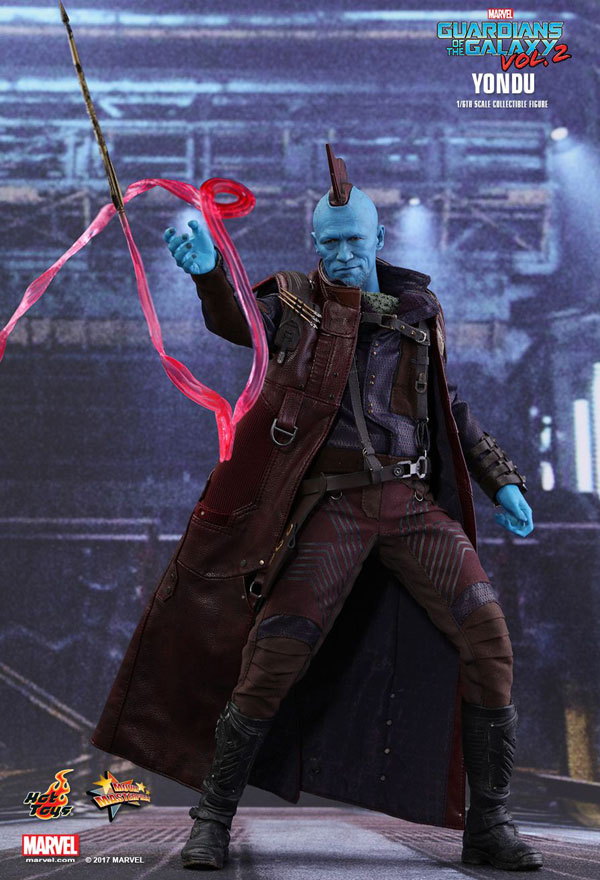 Yondu Hot Toys Guardians of The Galaxy Vol. 2 Figure