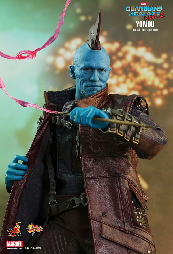 Yondu Guardians of The Galaxy Vol 2 Hot Toys 1/6 Scale Figure