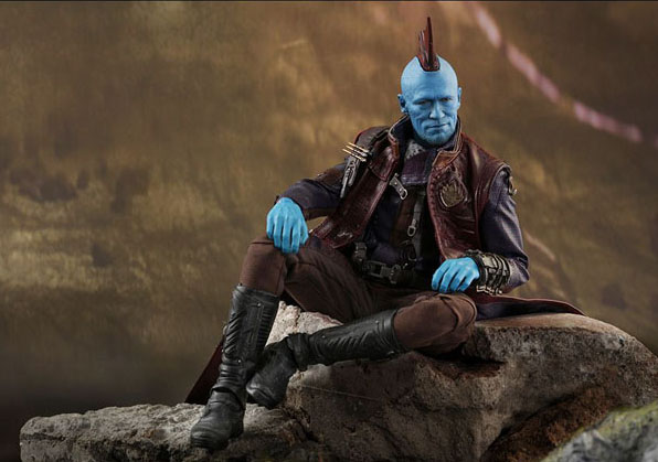 1/6 Scale Yondu Hot Toys Figure