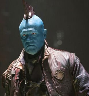 Yondu Udonta - Michael Rooker in the MCU movies