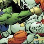 Gamora, She Hulk and The Champion of the Universe