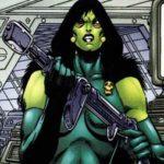 Gamora and the Thanosi