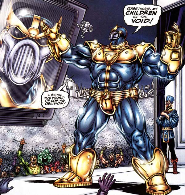 The Thanos Clone Armor