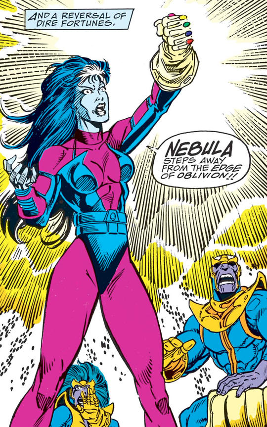 Nebula from Marvel Comics