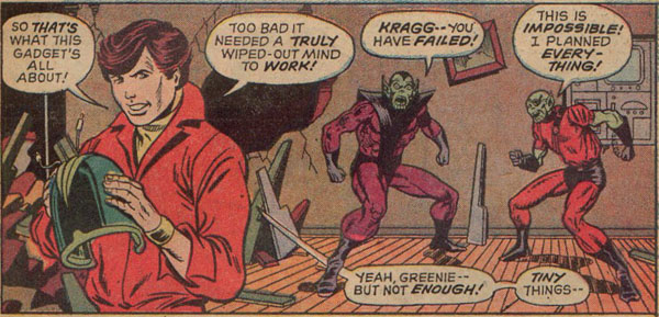 Rick Jones Removes the Psycho-Probe